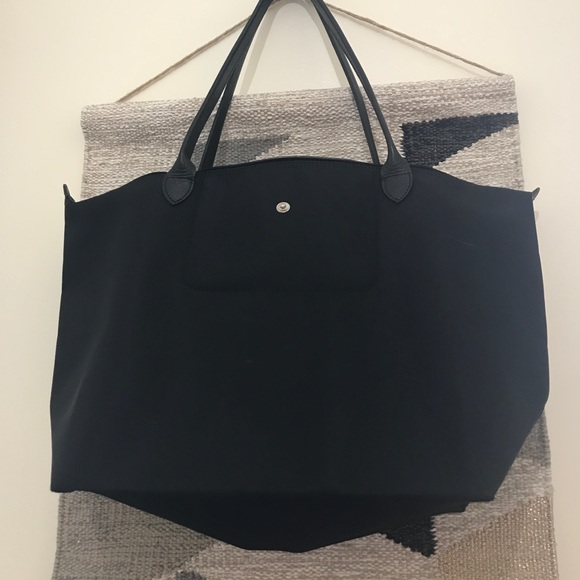 LONGCHAMP Le Pliage Neo Large Nylon Tote!